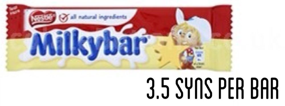 Looking for low SYN, low calorie treats? (5/6)