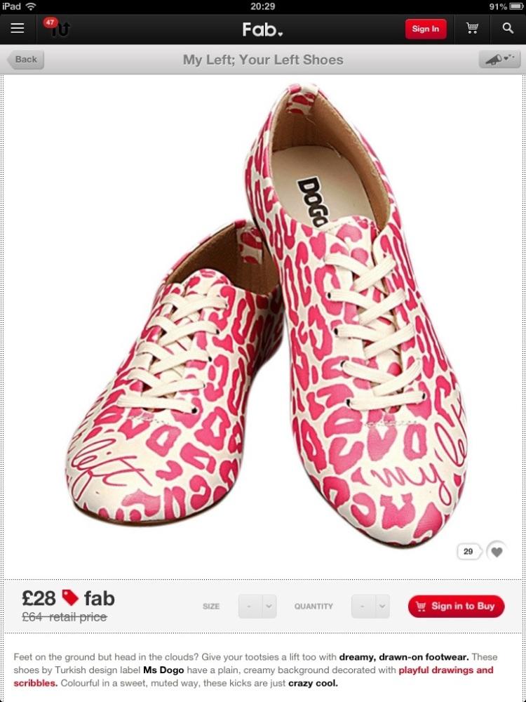 I ❤ DOGO shoes! (4/6)