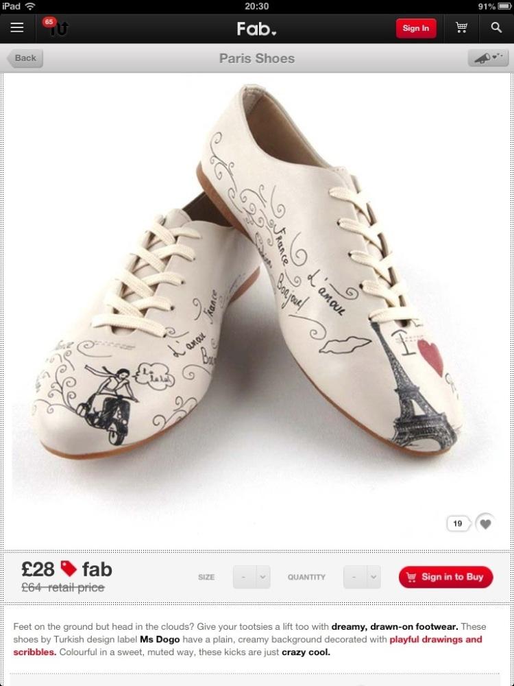I ❤ DOGO shoes! (6/6)