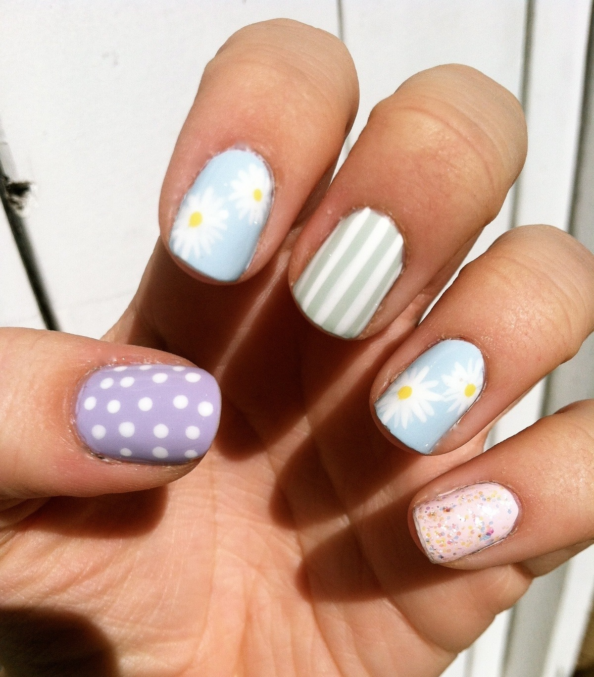 Nail Ideas For March ~ the best inspiration for design and color of ...