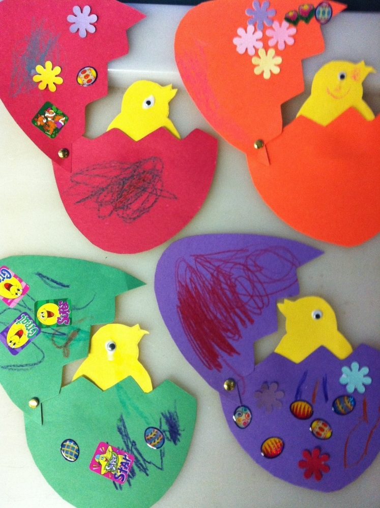 Easter craft ideas for kids (3/6)