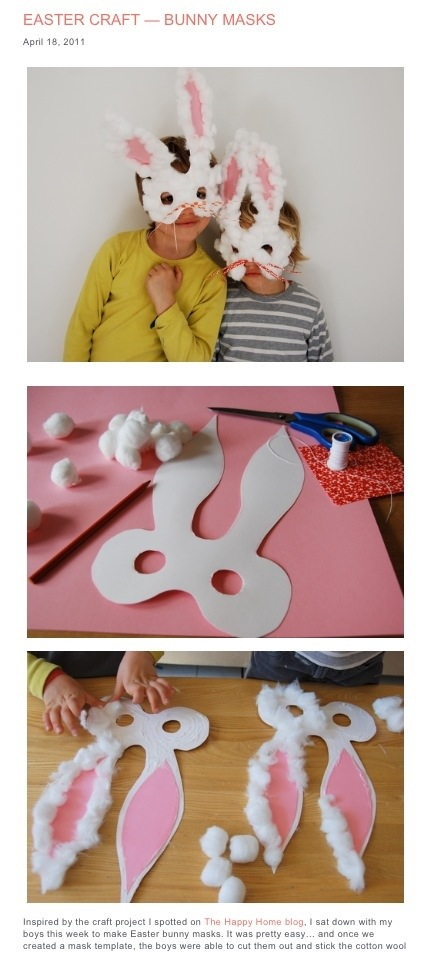 Easter craft ideas for kids (5/6)