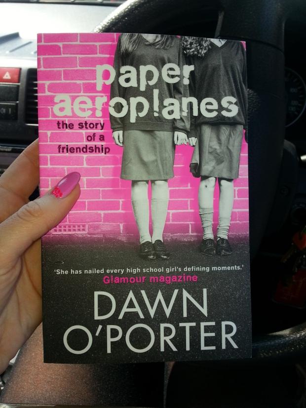 O'Porter paper aeroplanes