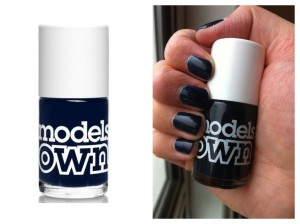 In The Navy Nail Polish