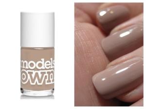 Nude Beige Nail Polish
