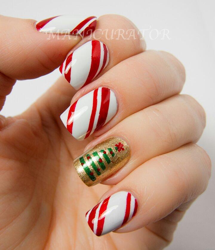 Christmas Nail Art Inspiration
