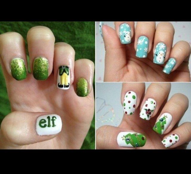 nail designs – M . L . M . B . Z .