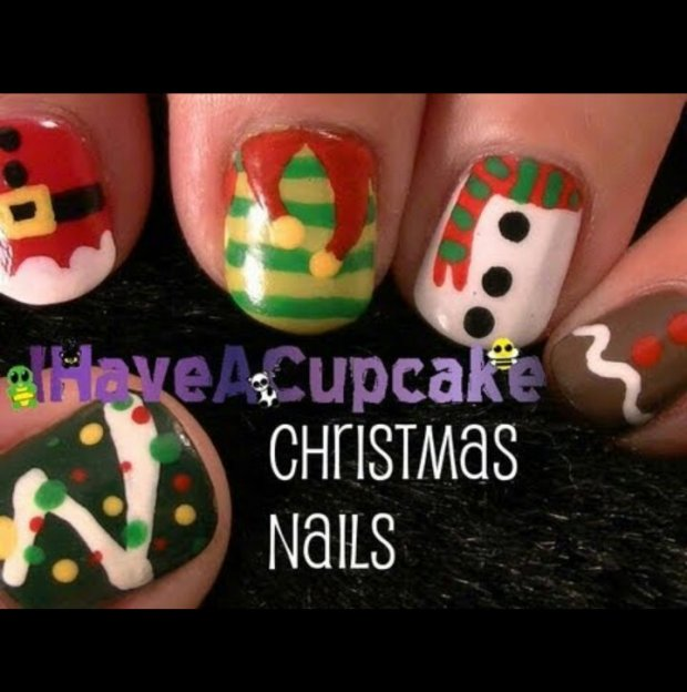 Nail designs m l m b z image prinsesfo Image collections