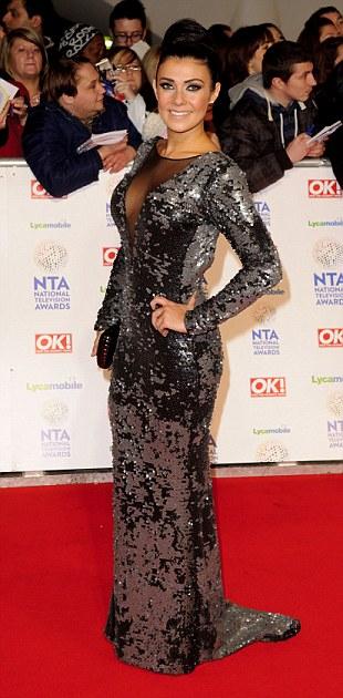 National Television Awards, The O2, London, Britain - 22 Jan 2014