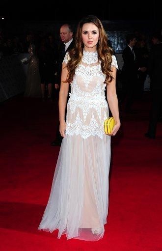 National Television Awards 2014 - Arrivals - London