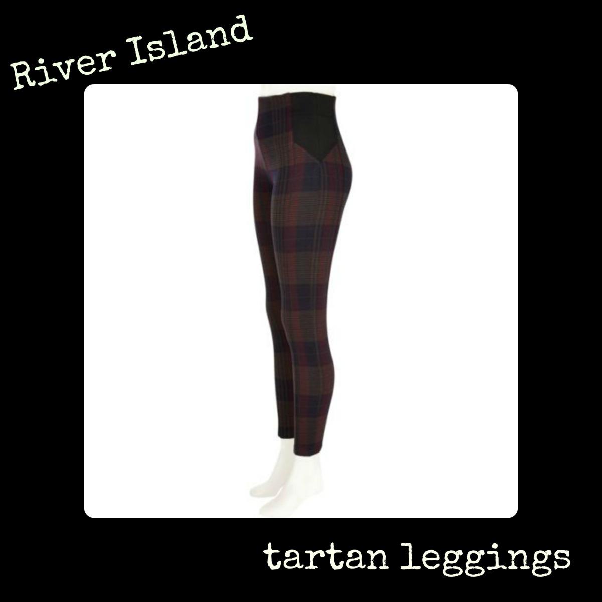 tartan legging