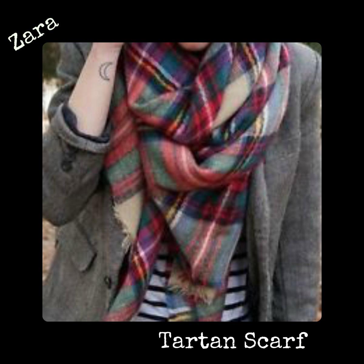 tartan scarf 3