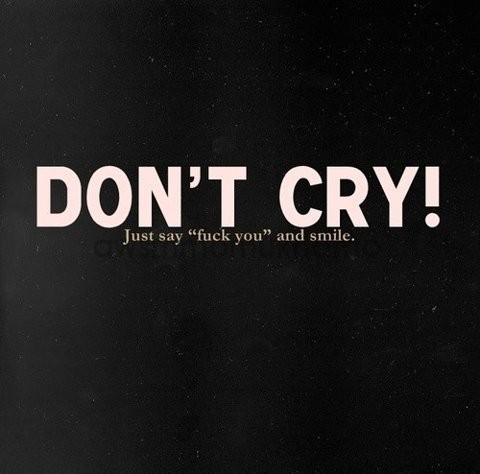 Dont-cry