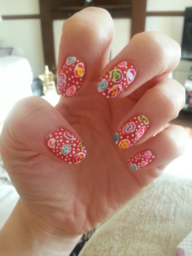 Nailing the nail art (2/6)